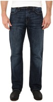 Mavi Jeans Matt Mid-Rise Relaxed Straight Leg in Deep Cooper
