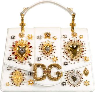 Dolce & Gabbana Amore Top Handle Bag
