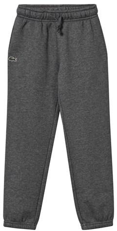 Lacoste Grey Full Zip Sweatpants