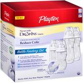 Playtex Baby Drop-Ins Premium Newborn Nurser Bottle Feeding Gift Set