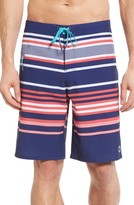 Vineyard Vines Men's Americana Stripe Board Shorts
