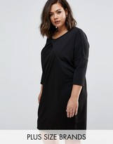 Junarose Plus Everly Shift Dress