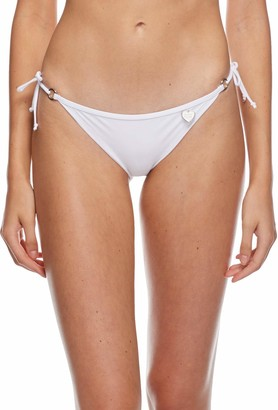 Body Glove Women's Brasilia Tie Side Cheeky Bikini Bottom Swimsuit