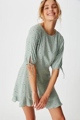 Cotton On Woven Lucie 3/4 Mini Dress