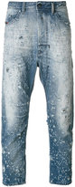 Diesel Narrot distressed jeans