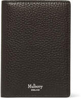 Mulberry Full-Grain Leather Billfold Cardholder