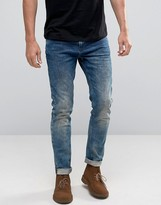 Scotch & Soda Scotch and Soda Washed Skinny Jeans