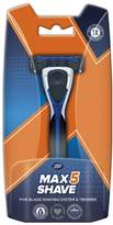 Boots Max Shave 5 Blade System Razor & Trimmer