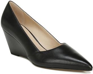Franco Sarto Slip-on Wedge Heel Pumps - Alexana