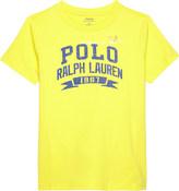 Ralph Lauren Graphic cotton T-shirt 2-4 years