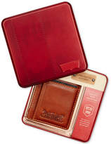 Levi's Men's Rfid Leather Card Case