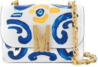 Moschino Majolica crossbody bag
