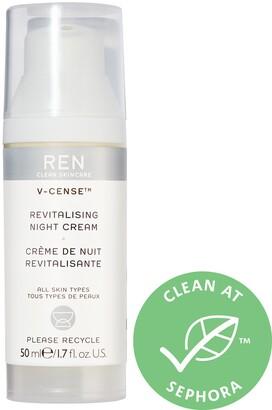 Ren Skincare V-Cense Revitalising Night Cream