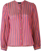 Vanessa Seward striped shirt - women - Silk - 36