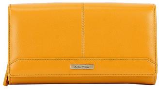 Joan Weisz JWF044 Dakota Large Flap Over Wallet