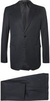Jil Sander - Blue Slim-fit Cotton-gabardine Suit