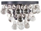 Rob-ert Bling 1-Light Flush Mount Robert Abbey