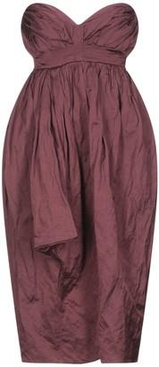 Brock Collection Knee-length dresses