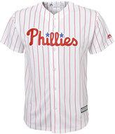Majestic Little Kids' Philadelphia Phillies Cool Base Jersey