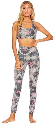 Beach Riot Piper Leggings (Four Leaf Clover) Women's Casual Pants