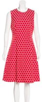 Kate Spade Patterned A-Line Dress