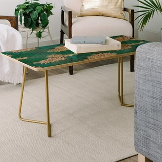 Minted East Urban Home Holli Zollinger Flora Coffee Table East Urban Home