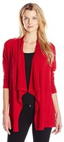 Karen Kane Women's Sweater Knit Jacket