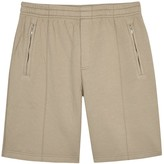 Our Legacy Sand Scuba Jersey Shorts