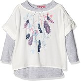 Pampolina Girl's T-Shirt 1/1 Arm Pyjama Bottoms