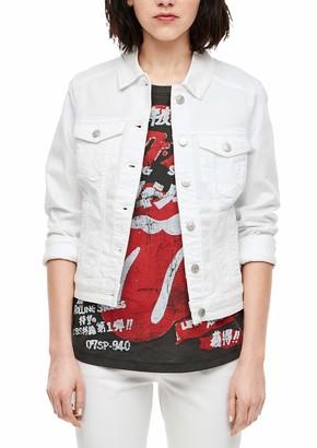 S'Oliver Women's Jacke Langarm Denim Jacket
