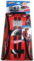 Hot Wheels ZipBin Red Crash Racer Car Backpack by Neat-Oh!
