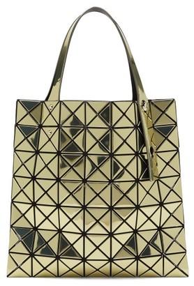 Bao Bao Issey Miyake Lucent Small Pvc Tote Bag - Gold