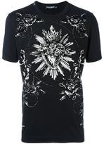 Dolce & Gabbana Sacred Heart print T-shirt