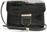 Givenchy Nobile small crocodile-effect cross-body bag