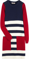 See by Chloé Nautical sweater dress