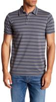 Levi's Stripe Short Sleeve Polo Shirt