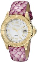 Invicta Women's 18420 Angel Analog Display Swiss Quartz Pink Watch