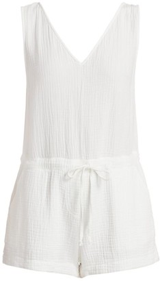 Rails Parker Cotton Romper