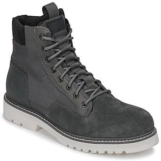 G Star Raw POWEL BOOT men's Mid Boots in Grey