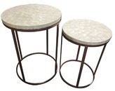 Bronx Kyra 2 Piece Nesting Tables Ivy