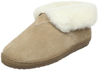 Old Friend Women's Wide Faux Shearling Bootee