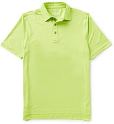 Bobby Jones Golf XH20 Solid Performance Jersey Short-Sleeve Polo Shirt