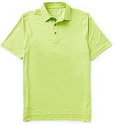Bobby Jones Golf XH20 Solid Performance Jersey Short-Sleeve Polo Shirt