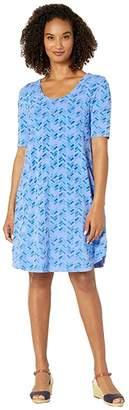 Fresh Produce Maritime Mosaic Mika Dress