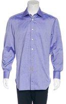 Kiton Su Misura Woven Shirt