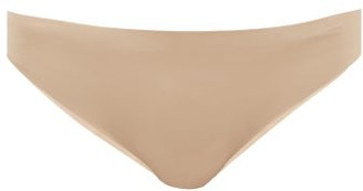 La Perla Second Skin Mid-rise Briefs - Light Nude