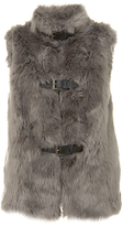 Mint Velvet Luxury Faux Fur Gilet