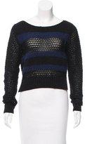 Rachel Comey Striped Knit Sweater w/ Tags