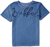 Buffalo David Bitton Big Boys 8-20 Drip Short-Sleeve Tee