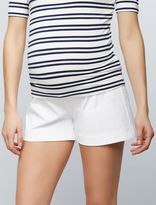 A Pea in the Pod Secret Fit Belly Tailored Maternity Shorts